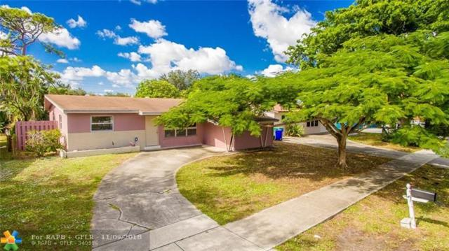 1737 SW 43rd Ave, Fort Lauderdale, FL 33317 (MLS #F10149434) :: Green Realty Properties