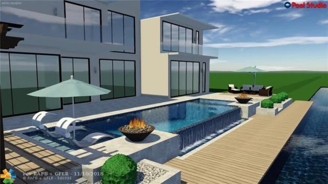 520 Lido Dr, Fort Lauderdale, FL 33301 (MLS #F10149483) :: Green Realty Properties