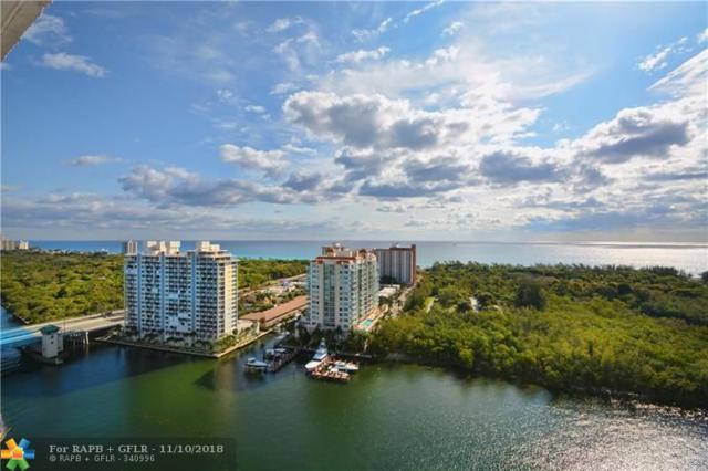 936 Intracoastal Dr 21B, Fort Lauderdale, FL 33304 (MLS #F10149544) :: Green Realty Properties