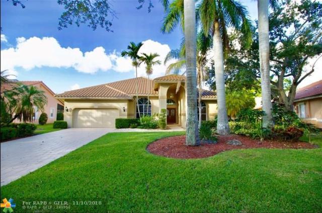 12749 NW 18th Mnr, Coral Springs, FL 33071 (MLS #F10149566) :: Green Realty Properties