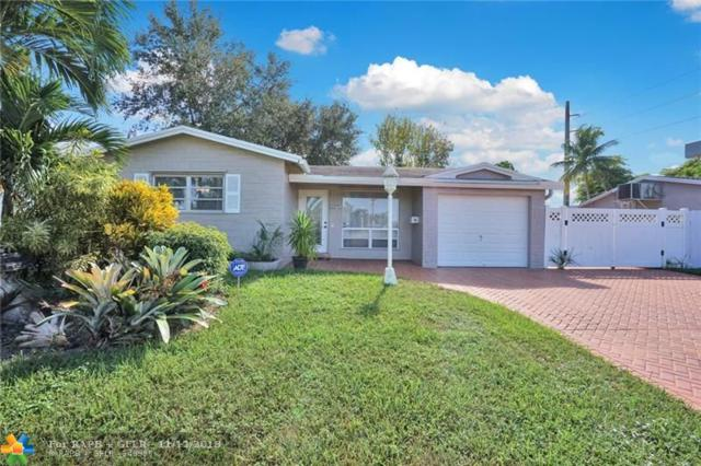 5516 Jefferson St, Hollywood, FL 33021 (MLS #F10149568) :: Green Realty Properties