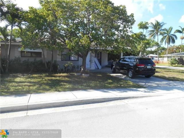 316 NW 45th Ct, Oakland Park, FL 33309 (MLS #F10149590) :: Green Realty Properties