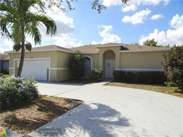 1533 NW 7th Ter, Pompano Beach, FL 33060 (MLS #F10149593) :: Green Realty Properties