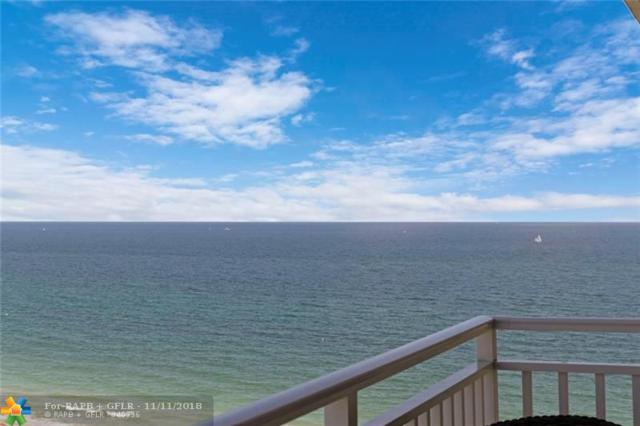 5200 N Ocean Blvd #1508, Lauderdale By The Sea, FL 33308 (MLS #F10149615) :: GK Realty Group LLC