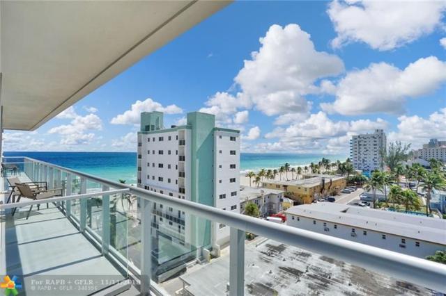 777 N Ocean Dr N609, Hollywood, FL 33019 (MLS #F10149626) :: Green Realty Properties