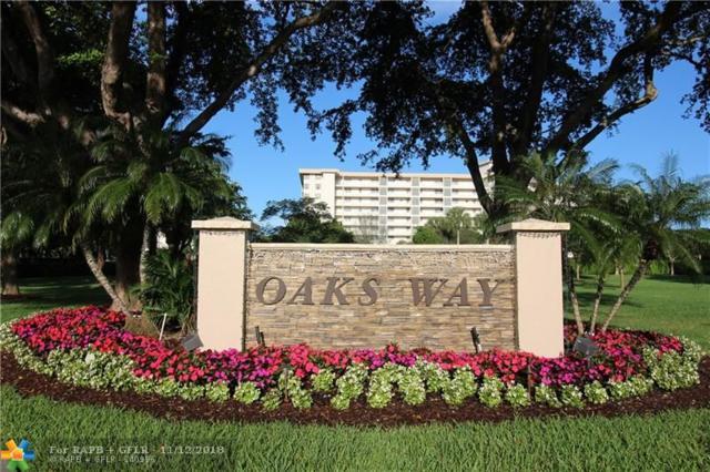 3505 Oaks Way #404, Pompano Beach, FL 33069 (MLS #F10149644) :: Green Realty Properties