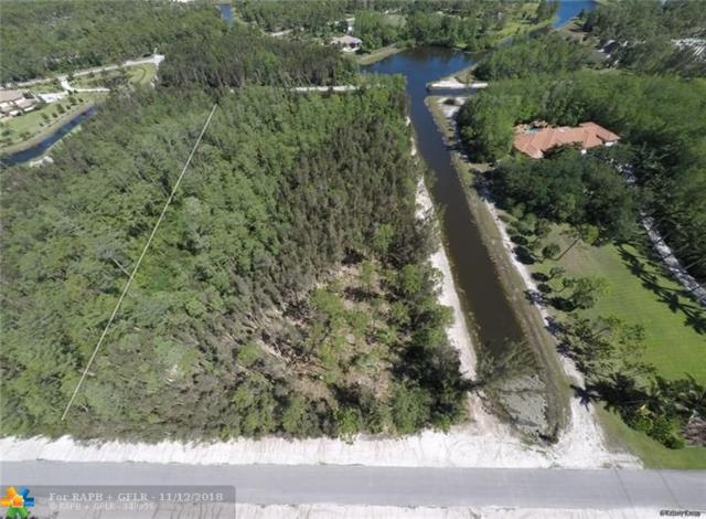 11411 Alligator Trl, Lake Worth, FL 33449 (#F10149737) :: The Rizzuto Woodman Team