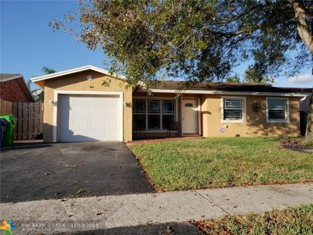 11751 NW 32nd Mnr, Sunrise, FL 33323 (MLS #F10149810) :: Green Realty Properties