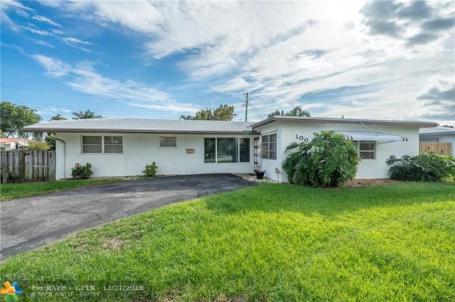 100 SW 17th St, Pompano Beach, FL 33060 (MLS #F10149826) :: Green Realty Properties