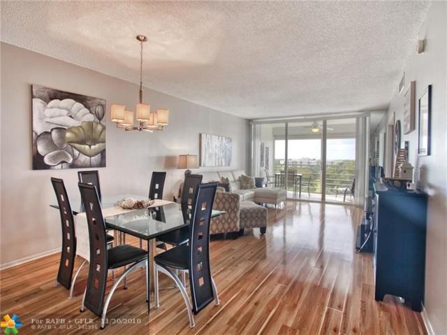 605 Oaks Dr #807, Pompano Beach, FL 33069 (MLS #F10149864) :: Castelli Real Estate Services