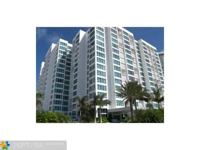 1620 S Ocean Blvd 4P, Pompano Beach, FL 33062 (MLS #F10149919) :: Green Realty Properties