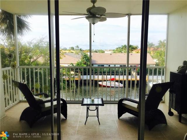 3000 NE 48th Ct #302, Lighthouse Point, FL 33064 (MLS #F10149920) :: Green Realty Properties