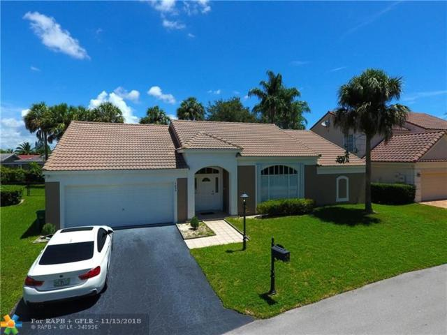 7609 Live Oak Dr, Coral Springs, FL 33065 (MLS #F10150005) :: Green Realty Properties