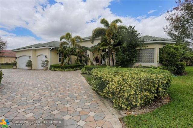 6910 SW 185th Way, Southwest Ranches, FL 33332 (MLS #F10150074) :: Green Realty Properties
