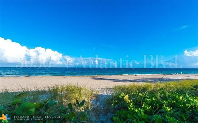 3036 N Atlantic Blvd, Fort Lauderdale, FL 33308 (MLS #F10150116) :: The Howland Group