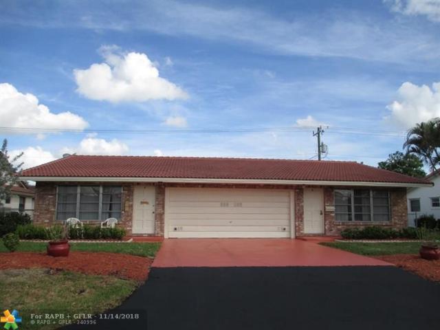4103 NW 78th Ter, Coral Springs, FL 33065 (MLS #F10150143) :: Green Realty Properties