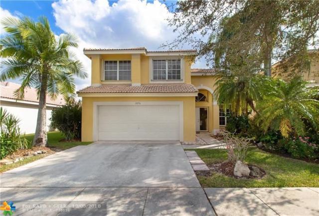 18056 SW 29th St, Miramar, FL 33029 (MLS #F10150151) :: Green Realty Properties