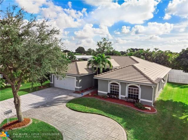 1900 NW 85th Dr, Coral Springs, FL 33071 (MLS #F10150156) :: Green Realty Properties