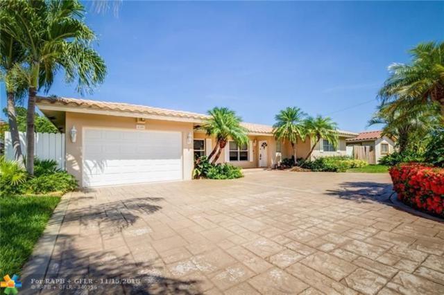 4100 NE 26th Ave, Fort Lauderdale, FL 33308 (MLS #F10150255) :: Green Realty Properties