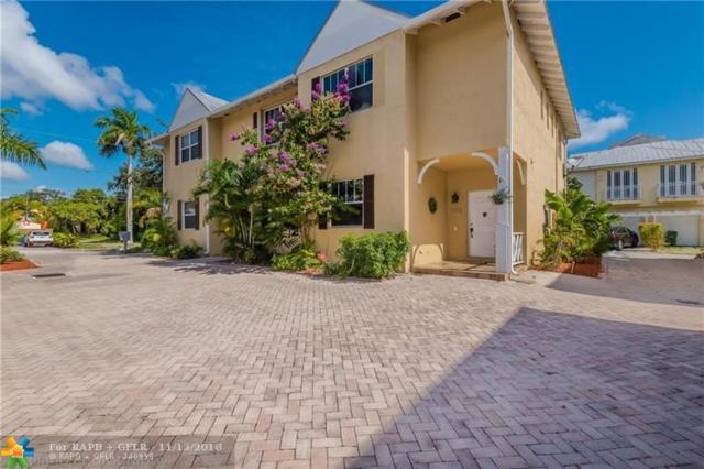 1212 W Las Olas Blvd #1212, Fort Lauderdale, FL 33312 (MLS #F10150276) :: Green Realty Properties