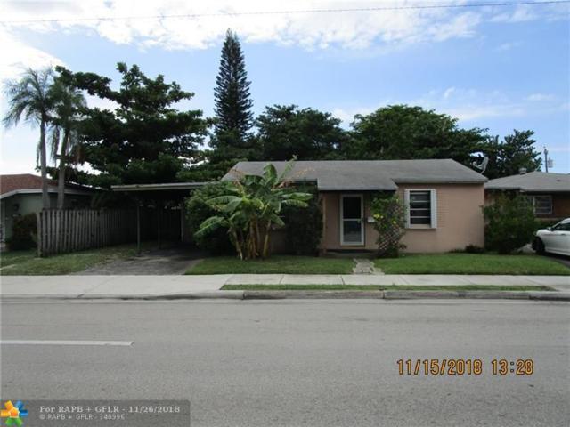 1333 N Andrews Ave, Fort Lauderdale, FL 33311 (MLS #F10150298) :: Castelli Real Estate Services