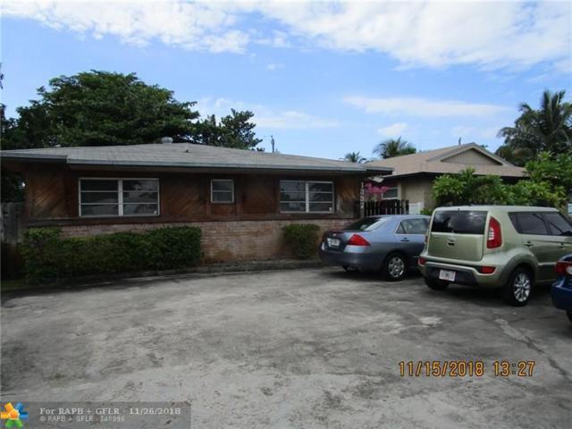 1335 N Andrews Ave, Fort Lauderdale, FL 33311 (MLS #F10150301) :: Castelli Real Estate Services