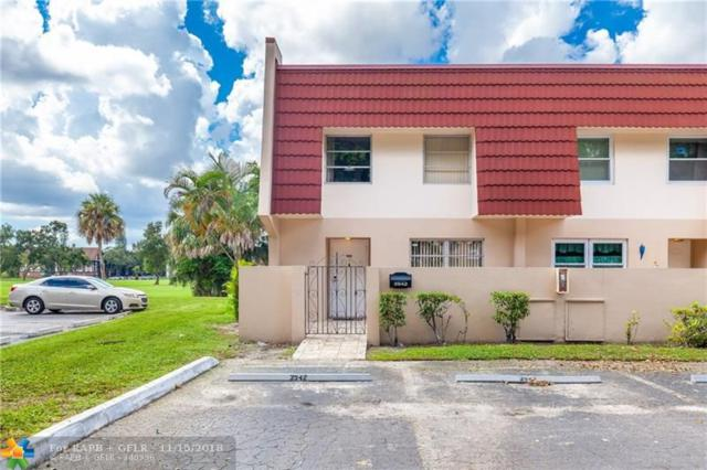 3942 Inverrary Dr #3942, Lauderhill, FL 33319 (MLS #F10150318) :: Green Realty Properties