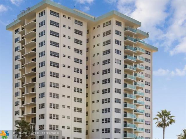 6000 N Ocean Blvd 14H, Lauderdale By The Sea, FL 33308 (MLS #F10150321) :: Green Realty Properties