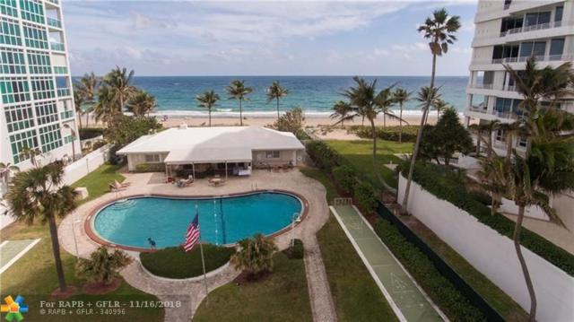 1431 S Ocean Blvd #80, Lauderdale By The Sea, FL 33062 (MLS #F10150390) :: Green Realty Properties