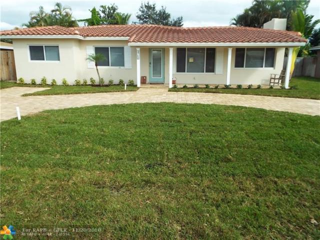 4760 NE 2nd Ter, Oakland Park, FL 33334 (MLS #F10150441) :: Green Realty Properties