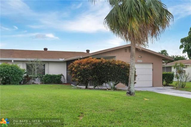 6072 Via Silvanus B, Delray Beach, FL 33484 (MLS #F10150504) :: Green Realty Properties