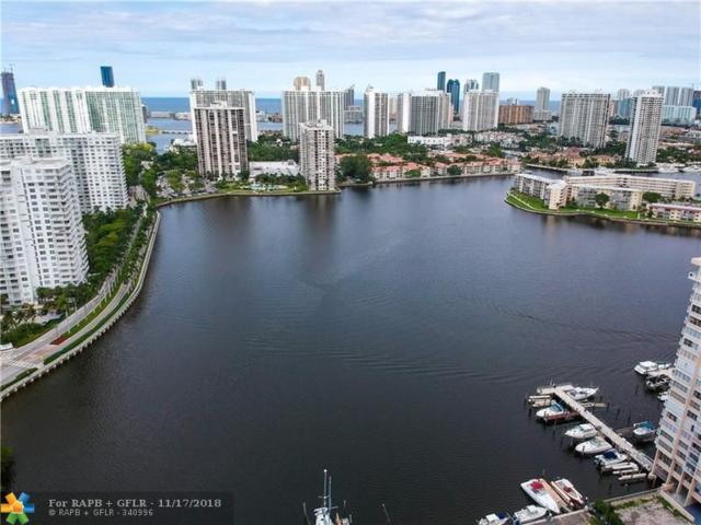2780 NE 183 ST #404, Aventura, FL 33160 (MLS #F10150561) :: Green Realty Properties
