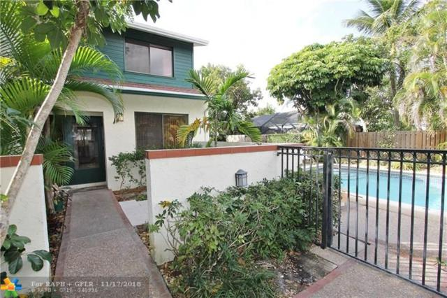 817 SE 12th Ct #5, Fort Lauderdale, FL 33316 (MLS #F10150632) :: Green Realty Properties