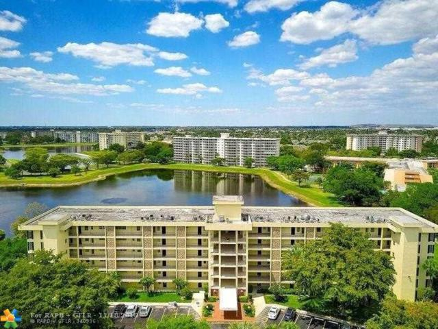 2751 N Palm Aire Dr #303, Pompano Beach, FL 33069 (MLS #F10150652) :: Green Realty Properties