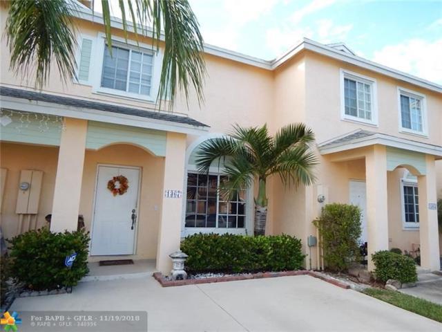 1367 SW 48th Ter #1367, Deerfield Beach, FL 33442 (MLS #F10150692) :: Green Realty Properties