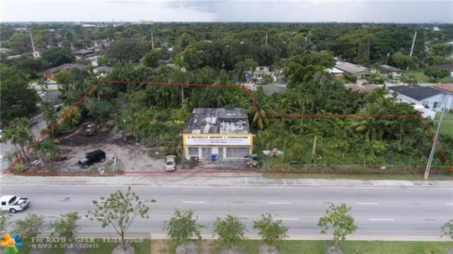 2816 W Sunrise Blvd, Fort Lauderdale, FL 33311 (MLS #F10150709) :: Green Realty Properties