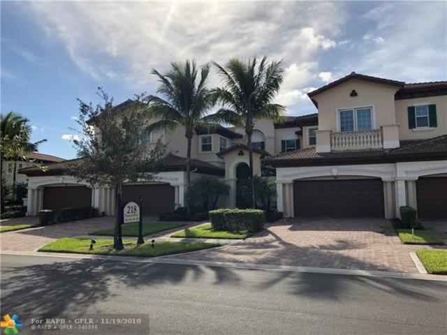 218 Tresana Blvd #38, Jupiter, FL 33478 (MLS #F10150731) :: Green Realty Properties