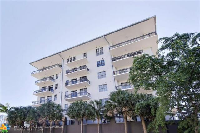 410 NW 1st Ave #601, Fort Lauderdale, FL 33301 (MLS #F10150746) :: Green Realty Properties