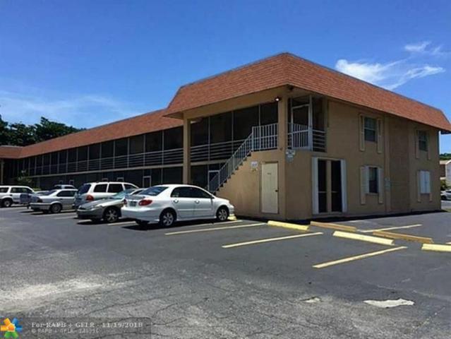 2837 Pierce St #6, Hollywood, FL 33020 (MLS #F10150765) :: Green Realty Properties