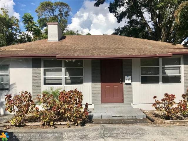 407 NE 20th St, Wilton Manors, FL 33305 (MLS #F10150821) :: Green Realty Properties