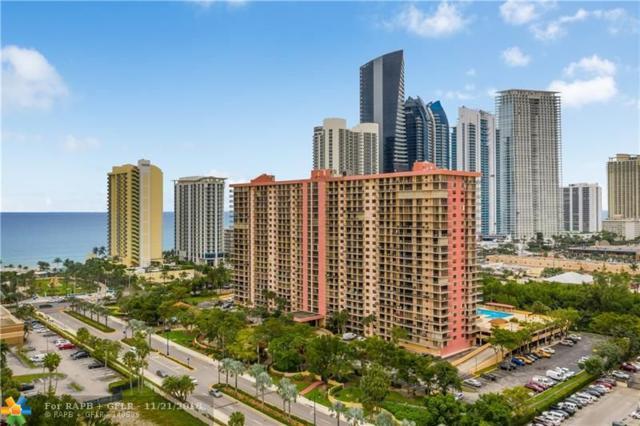 210 174th St #305, Sunny Isles Beach, FL 33160 (MLS #F10150841) :: Green Realty Properties
