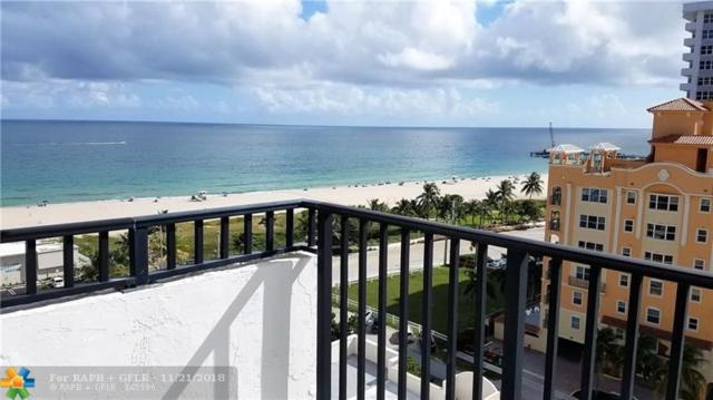 525 N Ocean Blvd #1215, Pompano Beach, FL 33062 (#F10150866) :: Posh Properties