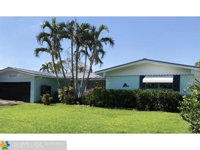 3207 Beacon St, Pompano Beach, FL 33062 (MLS #F10150891) :: Green Realty Properties