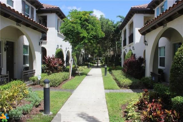 2951 St Thomas Dr #2951, Cooper City, FL 33024 (MLS #F10150958) :: Green Realty Properties