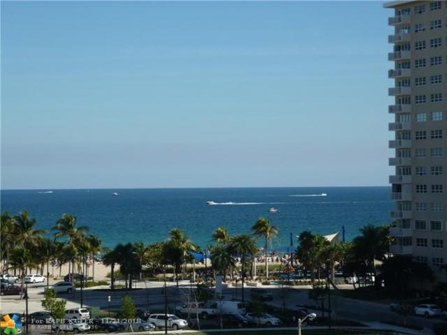 201 N Ocean Blvd #708, Pompano Beach, FL 33062 (MLS #F10151009) :: Green Realty Properties