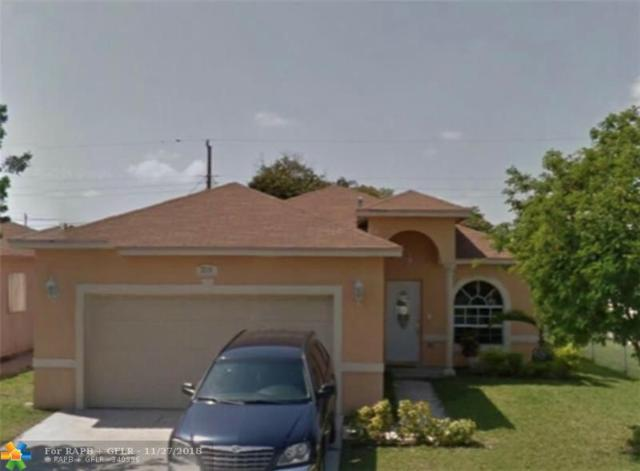 2716 NW 3rd St, Pompano Beach, FL 33069 (MLS #F10151138) :: Green Realty Properties