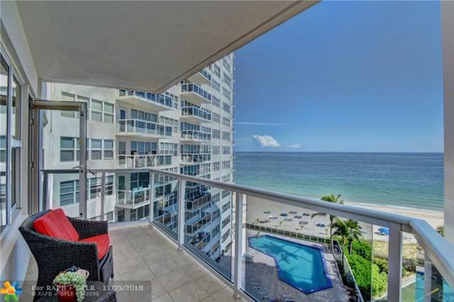 3700 Galt Ocean Dr #710, Fort Lauderdale, FL 33308 (MLS #F10151231) :: Green Realty Properties