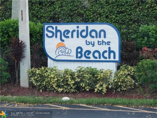 1480 Sheridan St 8B, Hollywood, FL 33020 (MLS #F10151257) :: Green Realty Properties