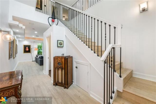 130 NE 16th Ter #130, Fort Lauderdale, FL 33301 (MLS #F10151291) :: Green Realty Properties