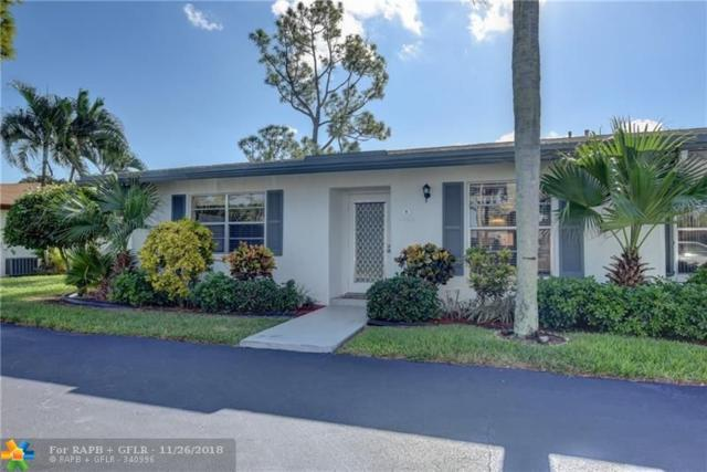 5242 Privet Pl A, Delray Beach, FL 33484 (MLS #F10151347) :: Green Realty Properties